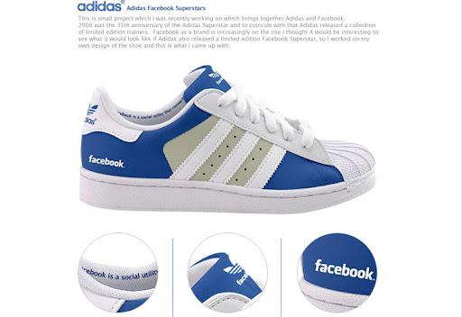 Pisando no Facebook