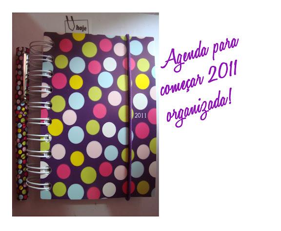 Como é a sua agenda 2011?