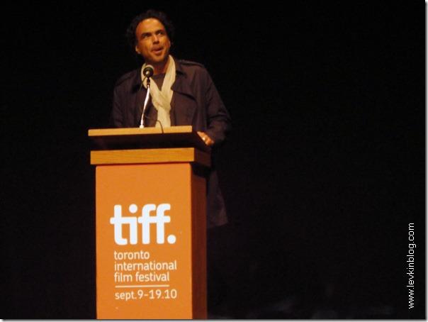 """Алехандро Гонзалесу Иньярриту очень нравится свой последний фильм """"Красата (Biutiful)"""""""