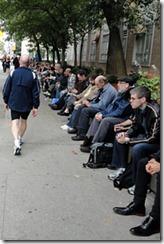 TIFF 2010: Очередь зрителей на встречу с Годаром