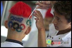 Olympic hair 3