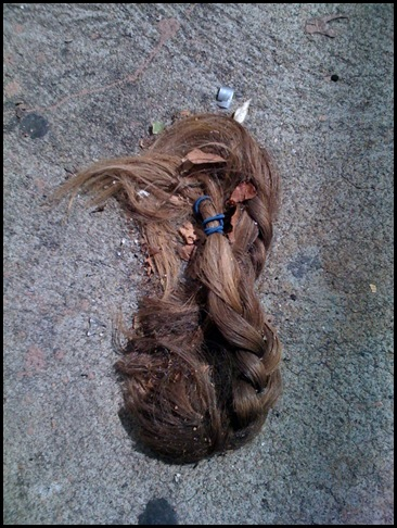 Lost weave