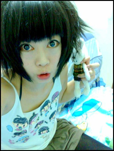 kawaii-asian-short-hairstyle