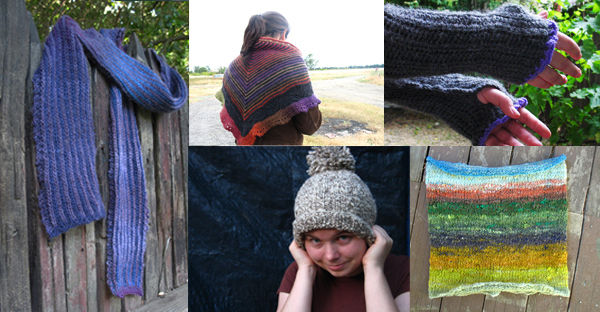 More Knitting Wheel Fashions : Bear ears: january 2011