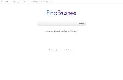 Findbrushes.com