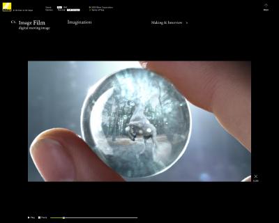 Nikon Next : Movie