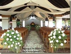 Iglesia Bodas Huatulco