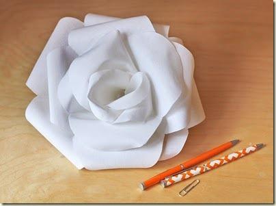 stiffened-fabric-rose