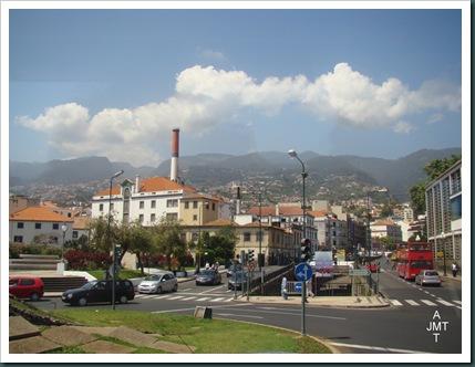 DSC03299-Funchal-place-de-l'autonomie vue vers le nord BW