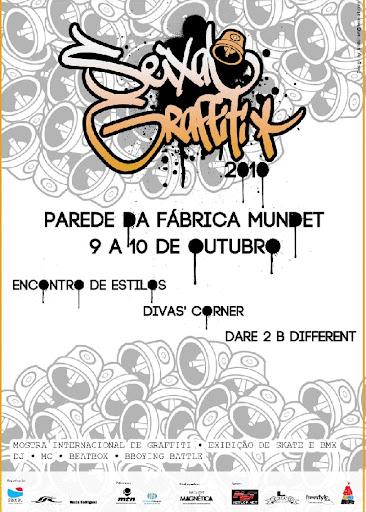 Seixal Graffiti 2010