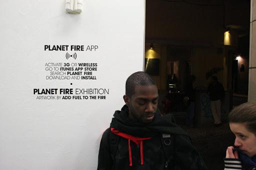Planet Fire