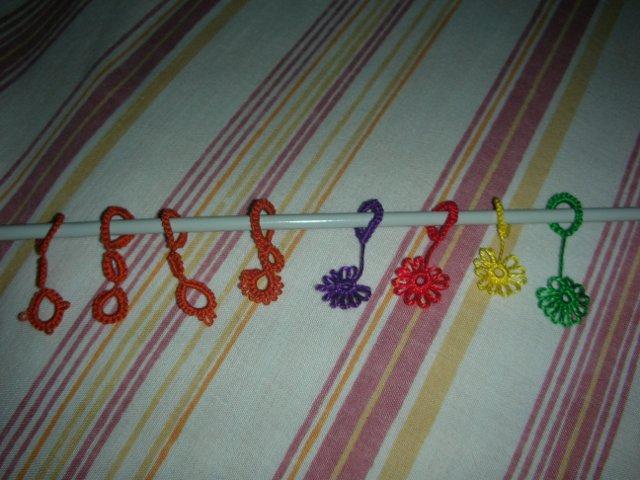 Stitch Markers For Knitting Marcadores De Puntos Para