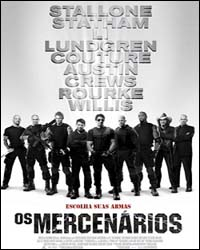 Download Filme Os Mercenários Dublado e Legendado DVDRip 2010