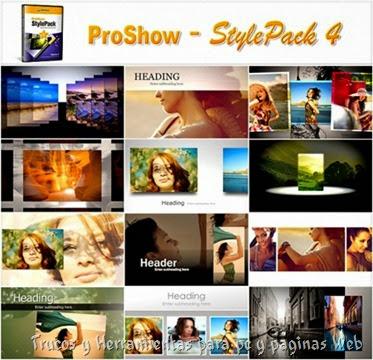 ProShow StylePack 4