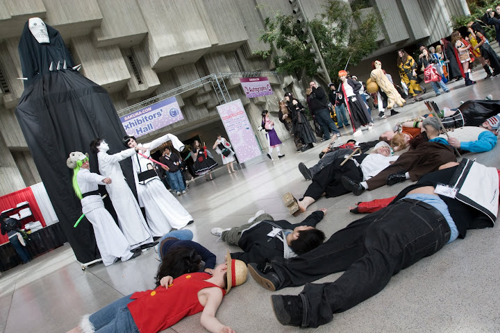 Bleach HORO Fotos Cosplay