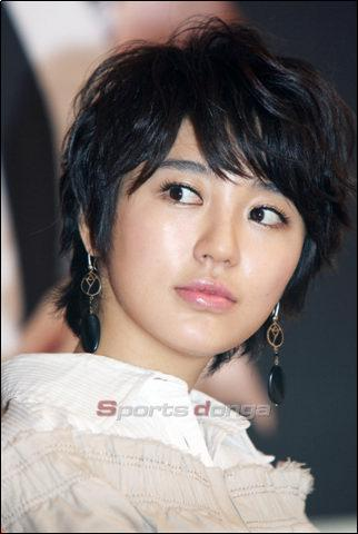 Short Haircuts For Girls Korean