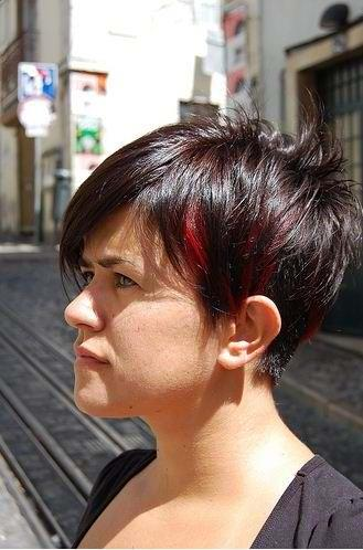Hair Style Trendy Short Hairstyles 2010 Fashion Short Hairdo For Women