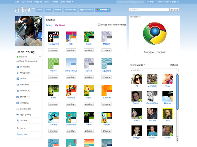experimental launches - New orkut V2 Orkut_themes_en