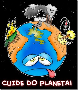 evite queimadas - poluições - não jogue plasticos nas ruas
