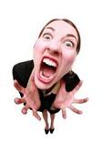 esposa mulher brava enjoada chata complicada nervosa