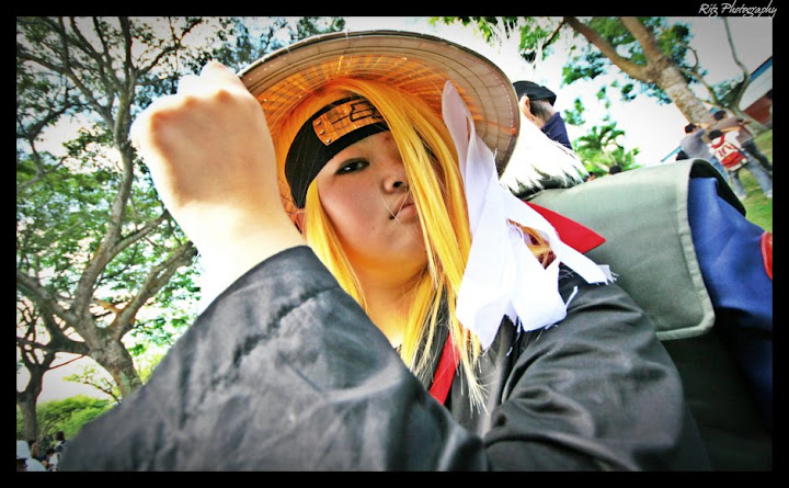 NARUTO Deidara Photos Cosplay
