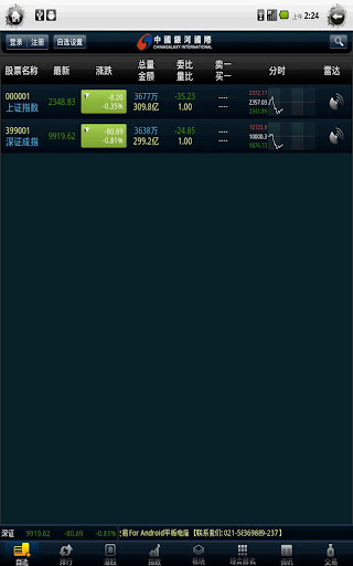 【免費財經App】中國銀河國際HD-APP點子