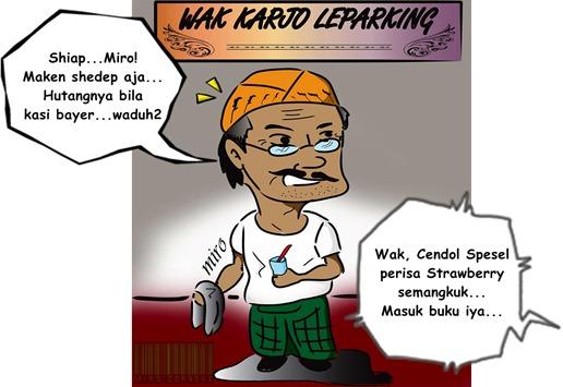 wak karjo