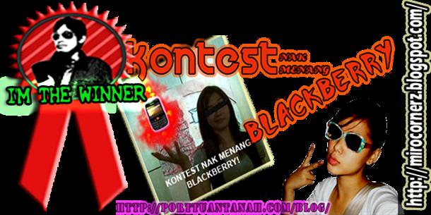 miro menang contest TTT