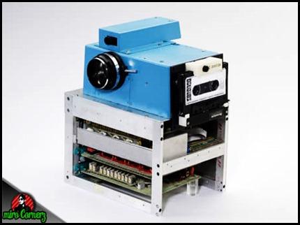 Kamera Digital Pertama