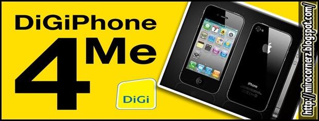 Nuffnang Digi iPhone 4 Me