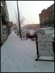 SnowySalida