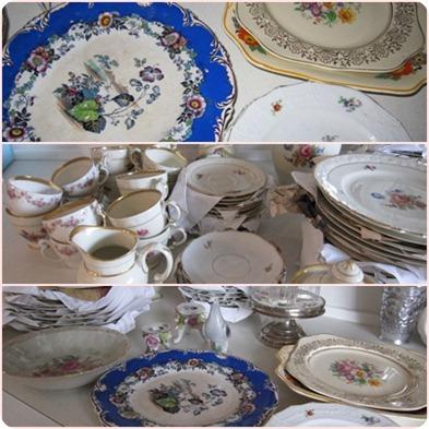 antikt porcelæn