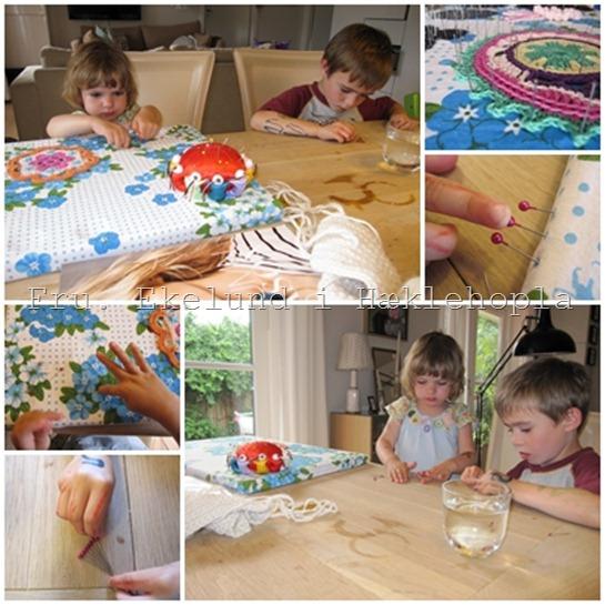 Annabella og Elias på farligt børnearbejde