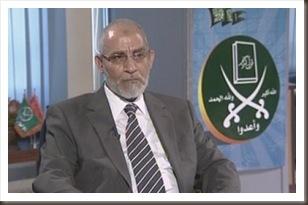 محمد بديع مرشد الأخوان