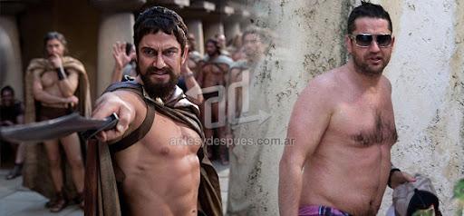 Actores famosos que engordaron
