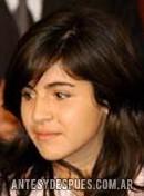 Giannina Maradona, 2005