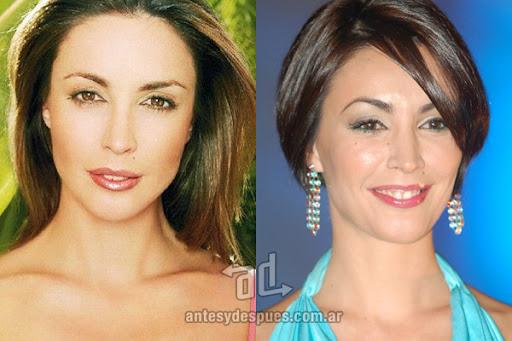 Antes y despues de Maria Jose-Vesora - Corte de pelo, nuevo look