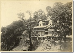 Simla in the 1890's albumen photos from an album belonging to a British officer, John Mitchell Holms7