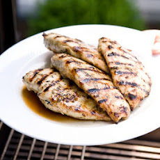 Perfectly Grilled Chicken Breasts with Garlic, Lemon & Herbs