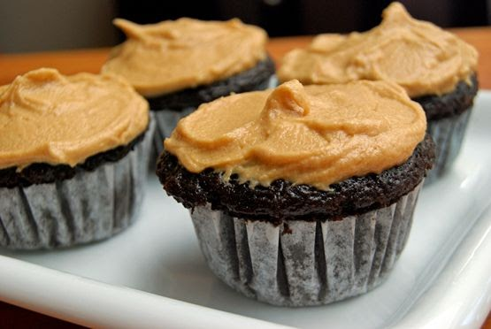 Barefoot Contessa Chocolate Cake With Peanut Butter Frosting