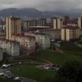 Mitxel Atrio /19-01-2011/ Bilbao. Bloques de viviendas en Otxarkoaga.