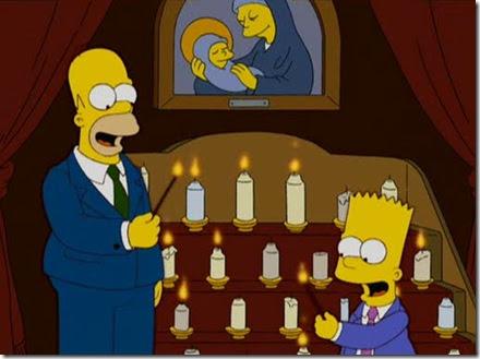 Samaritan xp homer simpson is not catholic nor anglican - Bart simpson nu ...
