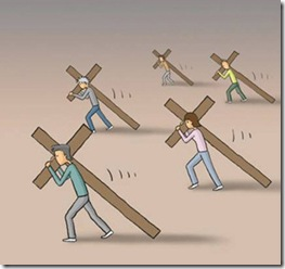 Click on the pic for the full set of Take Up Your Cross pics