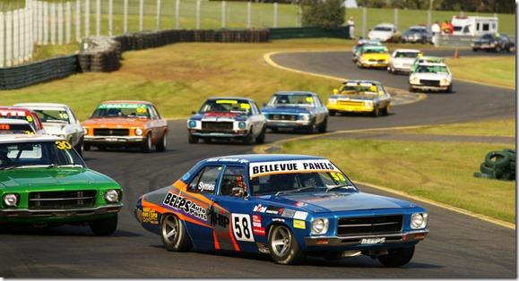Jordan Symes racing