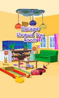 Screenshot of Escape Shrewd Boy Room