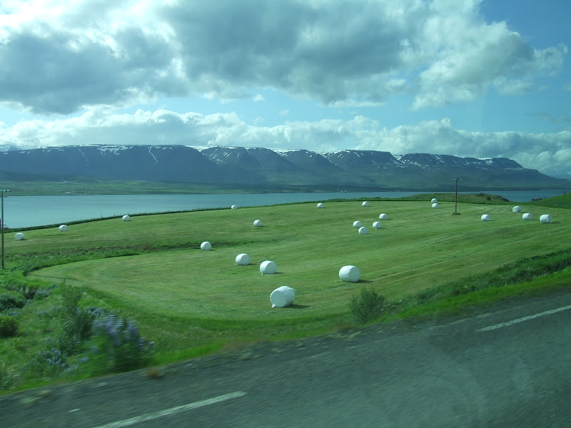Исландии озеро в серное