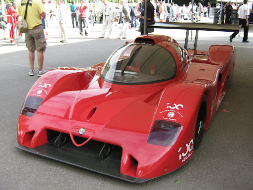 Alfa Romeo Bulletin Board &