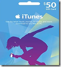 iTunes Gift Card Hacked