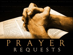prayer requests_t