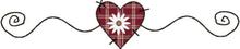 heart divider